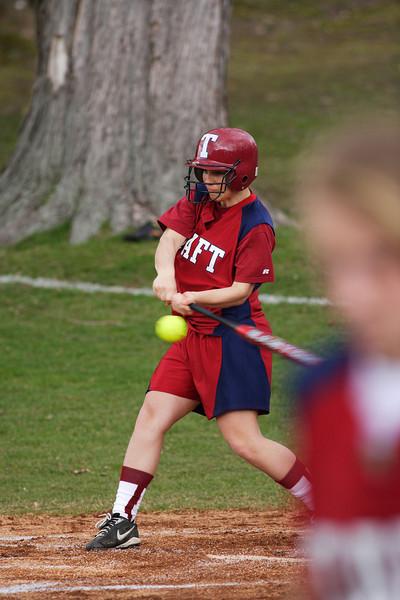 Taft Softball 4-12-08