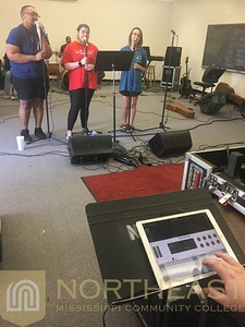 2018-09-04 TECH Campus Country Using Technology during Rehearsal