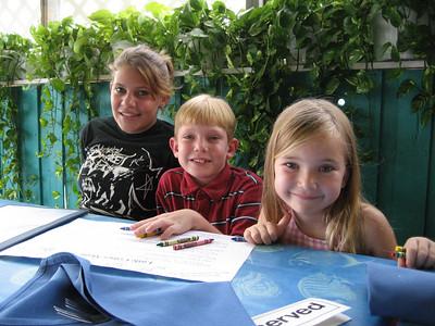 Visit to Florida 2007