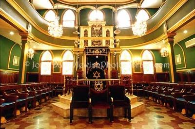 TURKEY, Istanbul. Italian Synagogue, a.k.a. Kal de los Frankos. (2004)
