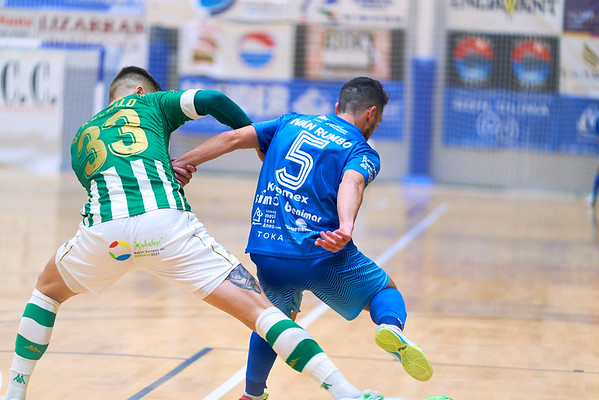 1a RFEF Futsal - PEÑISCOLA FS vs REAL BETIS