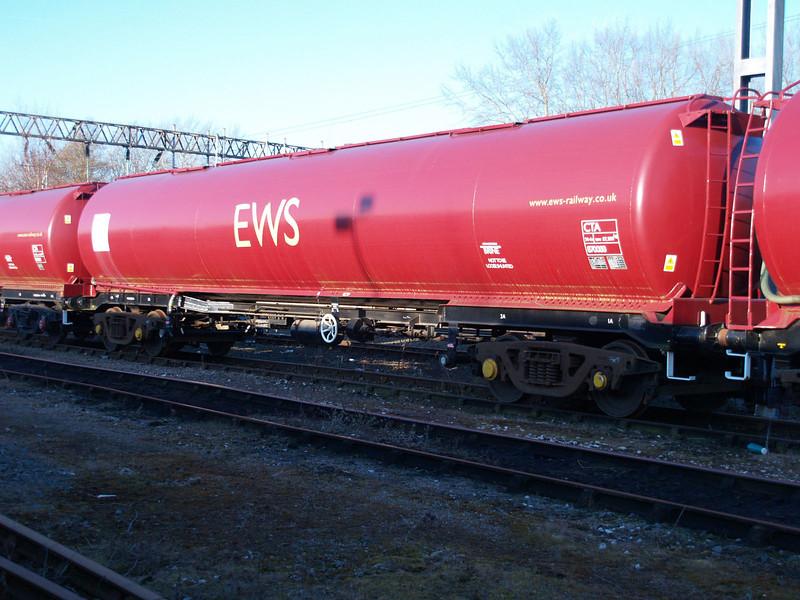 CTA 870000 Crewe Holding Sidings 07/03/10.