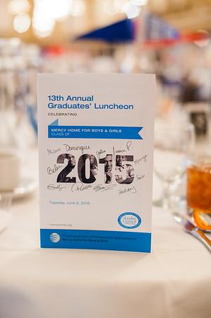 Graduates' Luncheon 2015