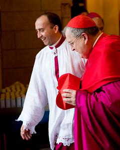 Solemn Pontifical High Mass - Raymond Cardinal Burke