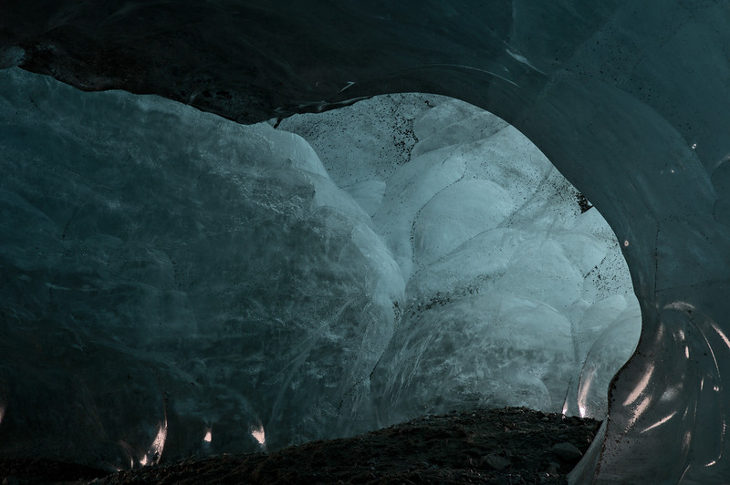 Beneath the Canwell Glacier