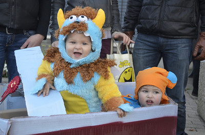 Halloween 2012 - Day Parade