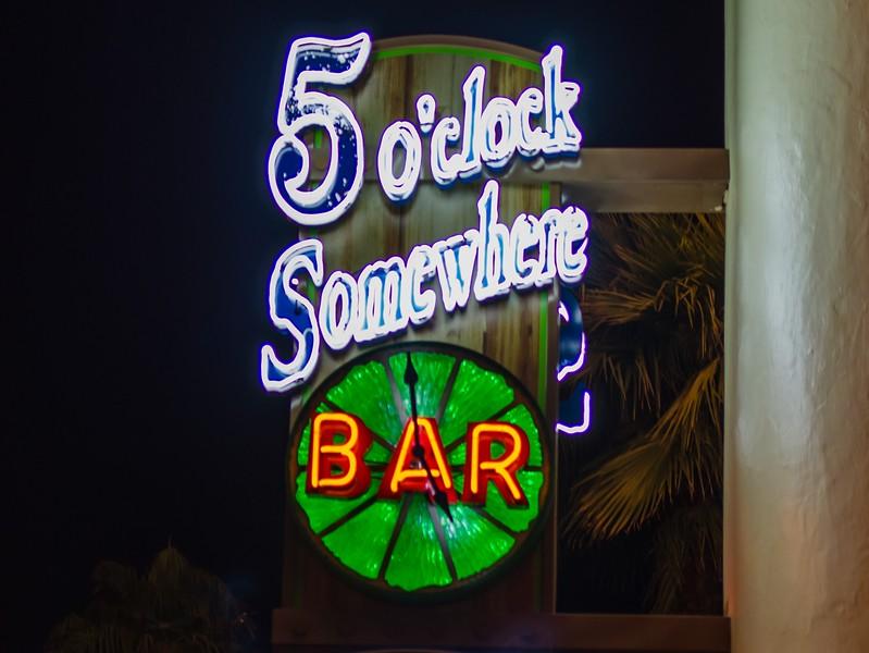 5 o'clock somewhere