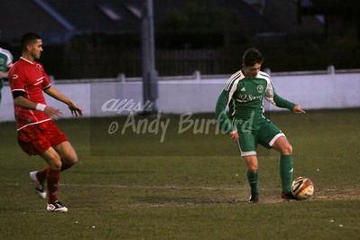 3/4/13 Ely City FC Reserves (H)