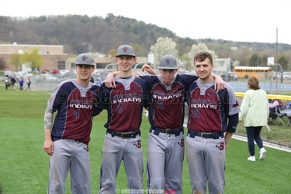 Seneca Indians Baseball 5-1-19