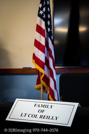 Jonathan P. Reilly - Military Retirement - 09/12/2020