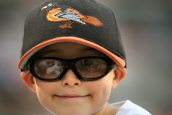 One Night at Camden Yards- On assisgnment for The Daily Record