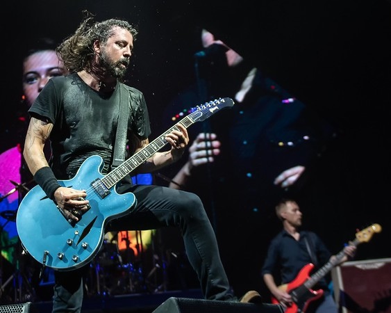 The Foo Fighters at BB&T Pavilion -Glide Magazine 2018