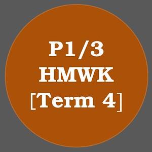 P1/3 HMWK T4