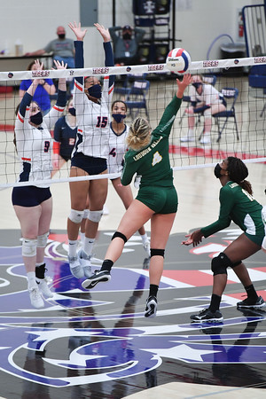 2021.03.31 Volleyball: Loudoun Valley @ Independence