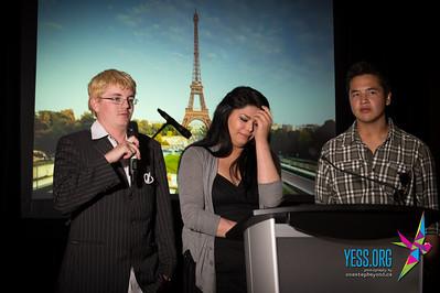 2014 YESS Gala Paris