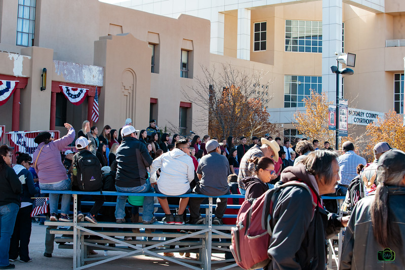 Gallup-McKinley County Veterans Day 2019