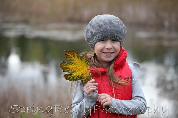 Kids-Fall Portraits-Serenity