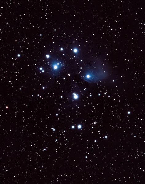 """M45 - Pleiades """"The Seven Sisters"""""""