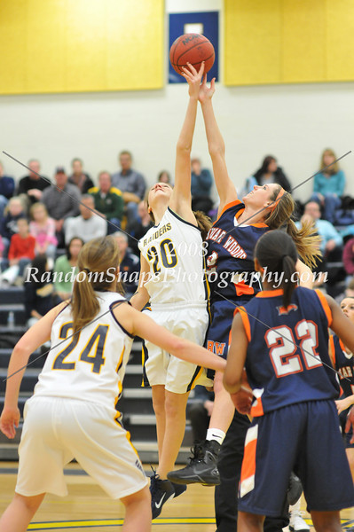 Briar Woods @ Loudoun County -- 01/14/2011 (Varsity)