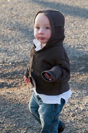 Oliver: 17 Months-18 Months