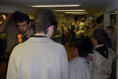 Troop Meeting - Oct 7
