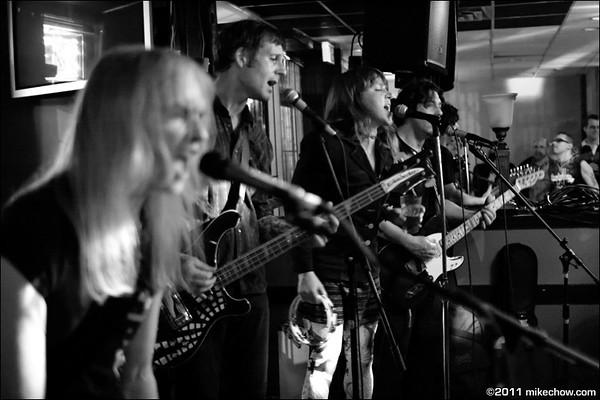 Gnash Rambler/The Fiends/Duvallstar, July 2, 2011
