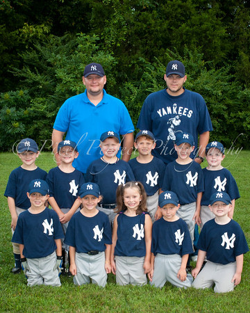 Yankees Team