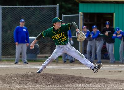 Baseball v Bellevue Christian 03/21/2019