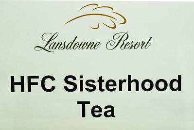 HFC Sisterhood Tea