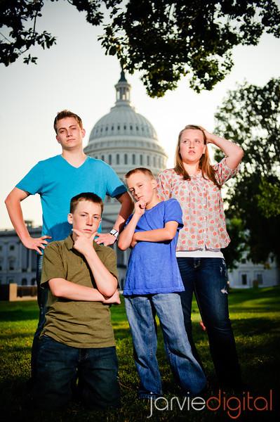 James Family (Chronological)