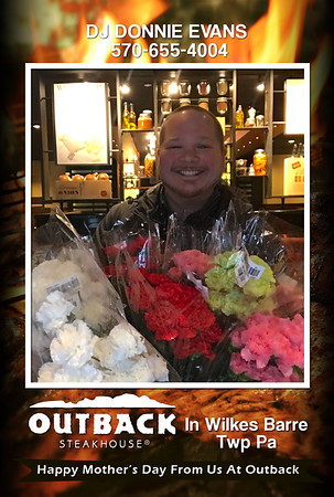 OutBack SteakHouse Mother's Day 2019