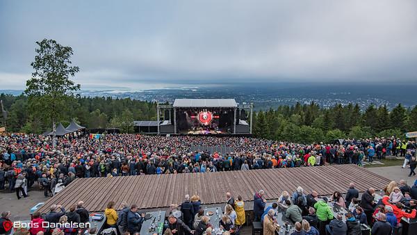 Toto @ Over Oslo Festival 2019.