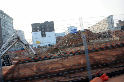 01/10/12 Allentown Arena Site Razing