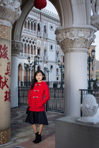 Macau Tourists