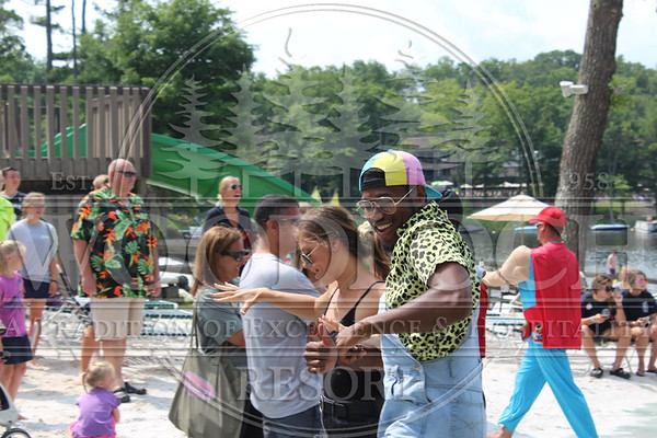 July 10 - Lake Games