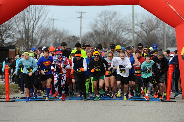 2018 Bill Roney Memorial 5K
