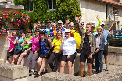 Heart of Europe Bike & Boat: Metz to Cochem July 2019