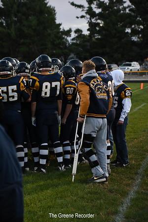 Football vs Lake Mills - Homecoming