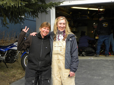 Alaska KLR Tech Day-2010