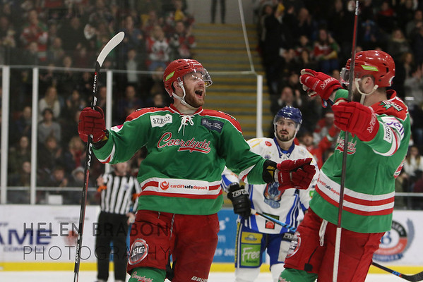 Cardiff Devils vs Coventry Blaze 25-02-17