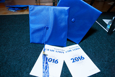 Graduation class 2016