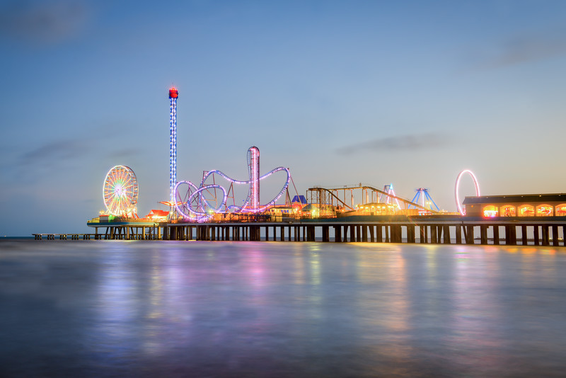 Bright Lights of Galveston