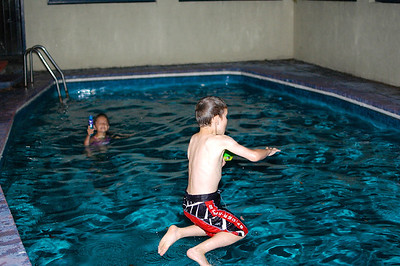 Kids Night Swimming