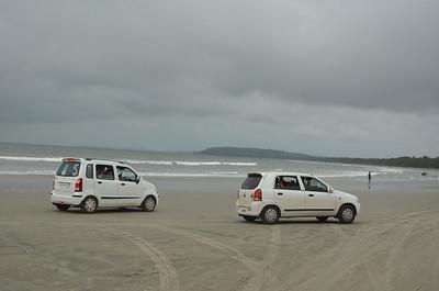 Drive-in Beach - Muzhappilangad