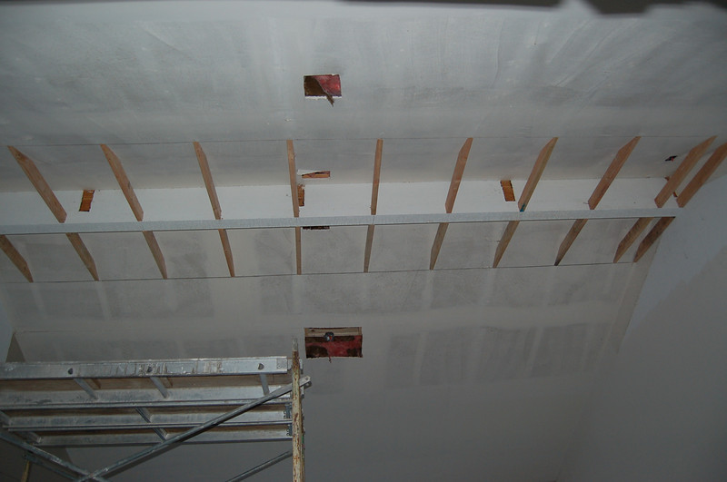 We're about ready for drywall.