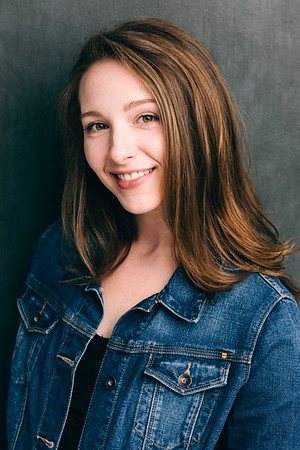 Carly, headshots