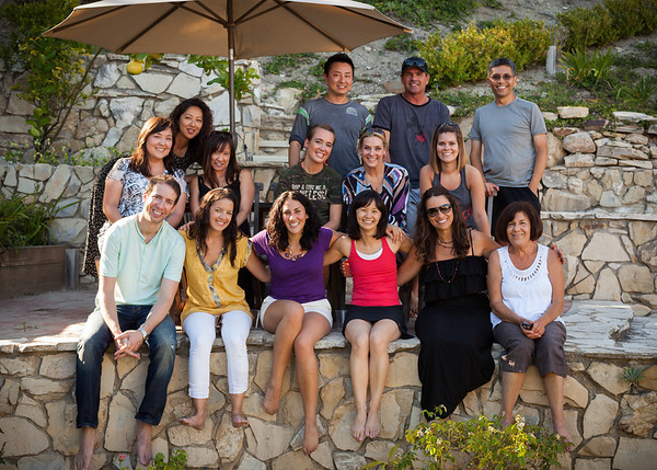 2012 07/28: Fifth Annual Pool Party