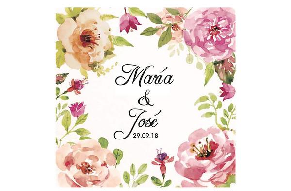 María & José - 29 septiembre 2018