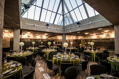Muttart Conservatory - Event Space