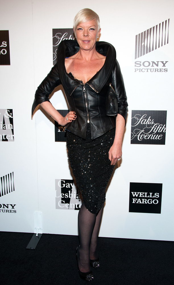 """. Tabatha Coffey arrives at \""""An Evening\"""" Benefiting The L.A. Gay & Lesbian Center at the Beverly Wilshire Four Seasons Hotel on March 21, 2013 in Beverly Hills, California. (Photo by Valerie Macon/Getty Images)"""